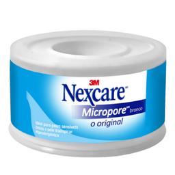 Esparadrapo 3Masculino Microp Branco 25X4,5