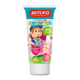 Gel Dental Bitufo Cocor Sem Fluor 90 g