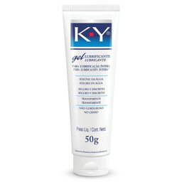 Gel Lubrificante Ky 50 g