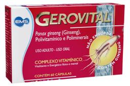 Gerovital Ems 60 Comprimidos
