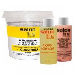 Kit Salon Line Tradicional Super