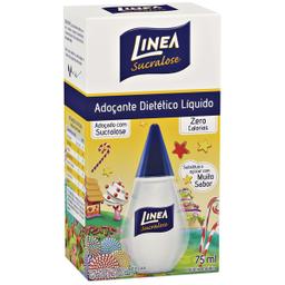 Adoçante Linea Liquido 75 mL