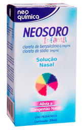 Neosoro Infantil Neo Química 30 mL