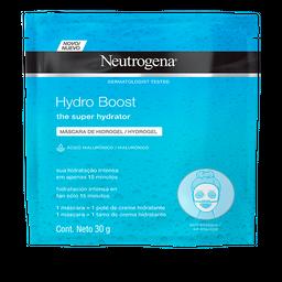 Neutrogena Hboost Máscara Hidrogel 30 g