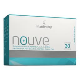 Nouve Biotin 30 Comprimidos