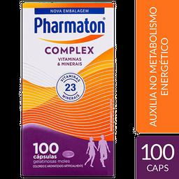 Multivitamínico Pharmaton Complex 100 cápsulas