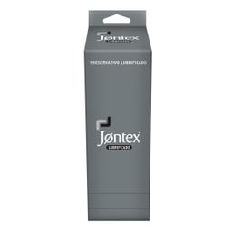Preservativo Jontex Lubrificado 3 Und