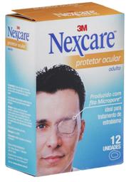Protetor Ocular Adulto Nexcare 12 Und