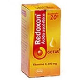 Redoxon 200Mg Gotas Bayer/O 20 mL