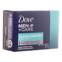 Sabonete Dove Men Clean Confort 90 g