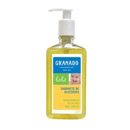Sabonete Granado Bebe Glicerin 250 mL