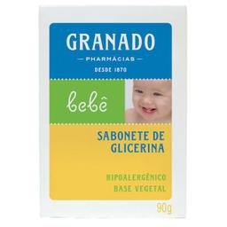 Sabonete Granado Bebe Glicerina 90 g