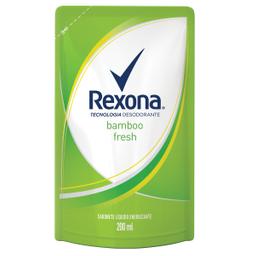 Sabonete Rexona Ref Bamboo 200 mL