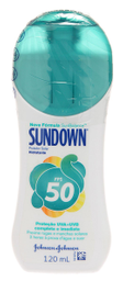 Protetor Solar Sundown Corpo Fps50 120 mL