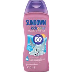 Protetor Solar Sundown Kids Fps60 Color 120 mL