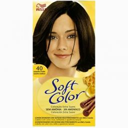 Tintura Soft Color Nv 40 Castanho Médio