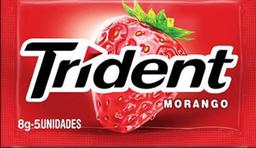 Chiclete Trident Tradicional Morango 8 g
