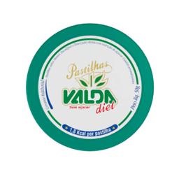 Pastilha Valda Diet Lata 50 g