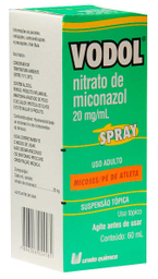 Vodol Spray União Química 60 mL