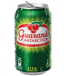 Guaraná lata 350 ml