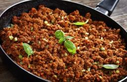 Carne Moída + Refri 200ml Gratis