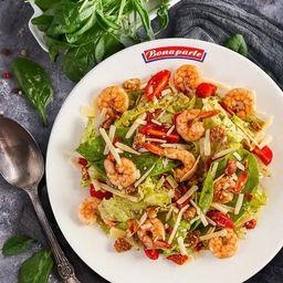 Salada Real com Camarão