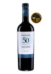 Vinho Alceño Syrah Premium 50 Barricas Do Jumilla 750 mL