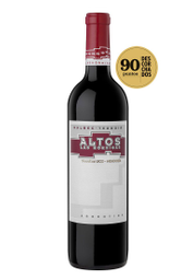 Vinho Altos Las Hormigas Malbec Terroir Valle De Uco 750 mL