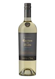 Vinho Casillero Del Diablo Devil´S Collection White 750 mL