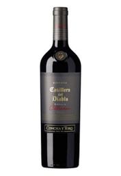 Vinho Casillero Del Diablo Reserva Devil´S Collection Red 750 mL