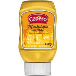 Mostarda Cepera Com Mel 400 g