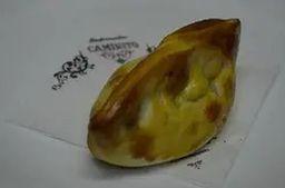 Empanada de Queijo e Cebola