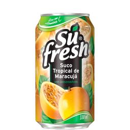 Suco Sufresh Maracujá 330ml