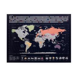 Mapa Raspadinha Mundo