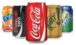 Refrigerante lata