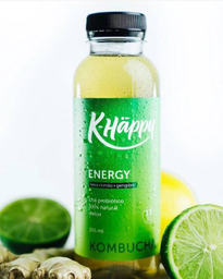 Kombucha Energy