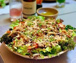 Salada Vegana - Meia Porção