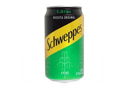 Schweppes citrus receita tradicional
