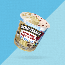 Ben & Jerry's Chocolate Chip Cookie Dough Core 458ml