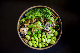 Poke Vegetariano