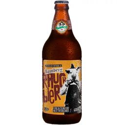 Cerveja Bamberg Rauchbier - 600ml.