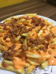 """Batata frita especial """"grande """""""