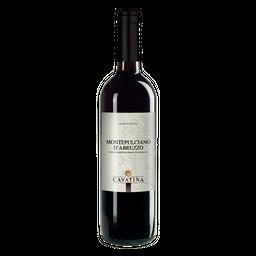 Vinho Cavatina Montepulciano D'Abruzzo Doc 750 mL