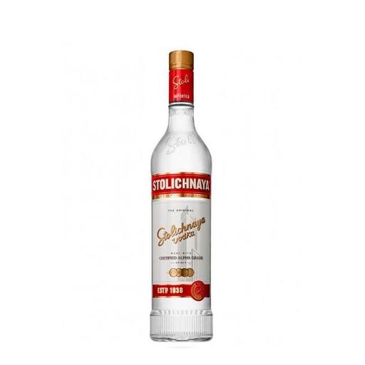 Vodka Stolichinaya 750ml - Cód.11130