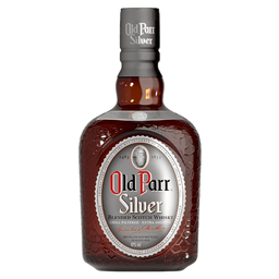 Grand Old Parr Whisky Silver