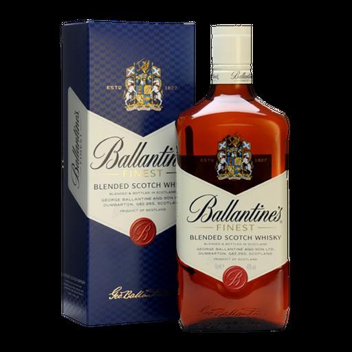 Whisky Escoces Ballantines 8 Anos 750 Ml