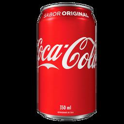 Coca cola tradicional lata 350 ml