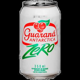 Guaraná antárctica zero lata 350 ml