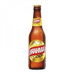 Cerveja brahma zero ln 330 ml