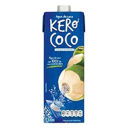 Água De Coco Kero Coco Caixa 1 L